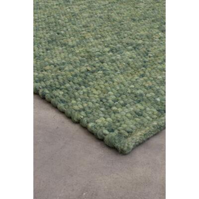 Gyapjúszőnyeg - borostyánzöld