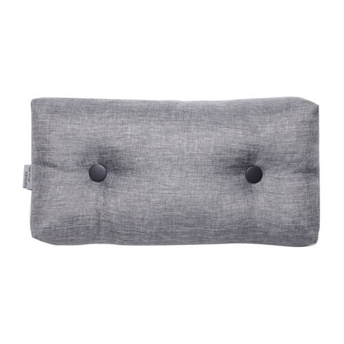 zoe fat cushion light grey