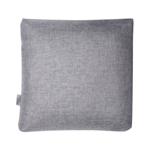 whale cushion 50X50 light grey