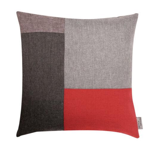 kimono red-grey 50X50