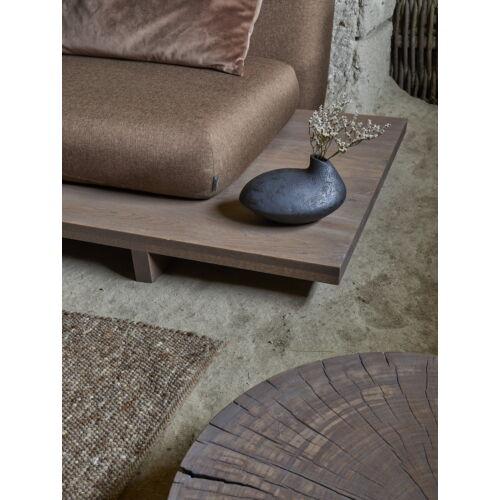 Gyapjúszőnyeg - rozsbarna