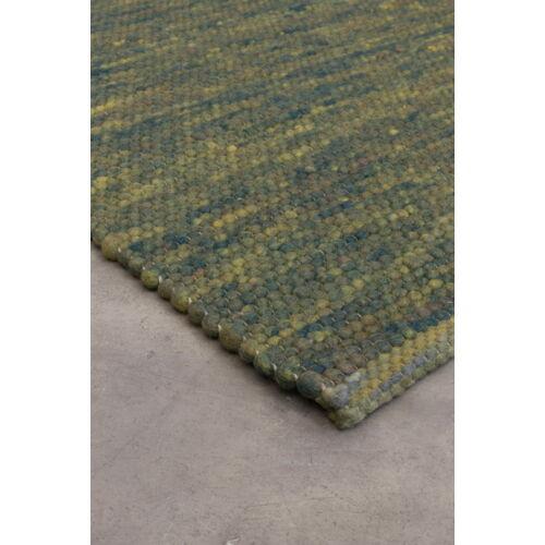 Gyapjúszőnyeg - mohazöld