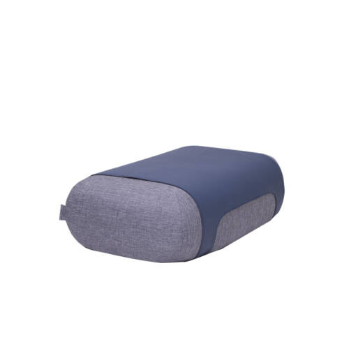 mobile armrest with leather cover