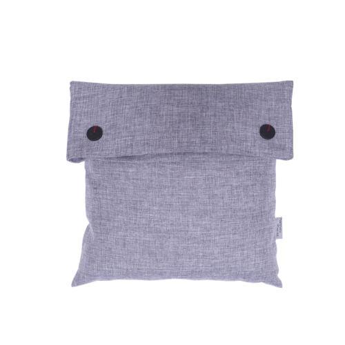 sack cushion light grey 45X45