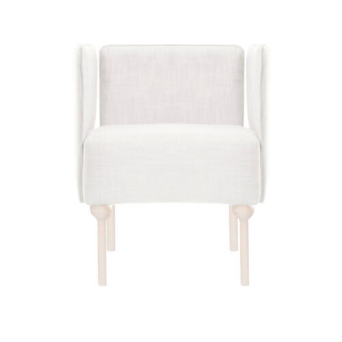 WFE with armrest white