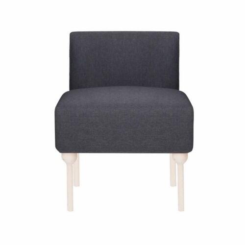 WFE no armrest grey
